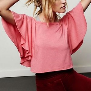 🌸Free People Movement Sweet Thing Flowy Tee🌸